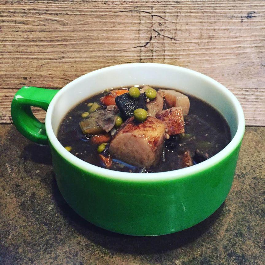 Portobello Stew